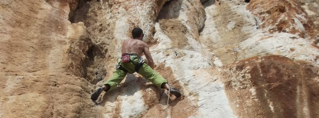 Nafplio Klettern