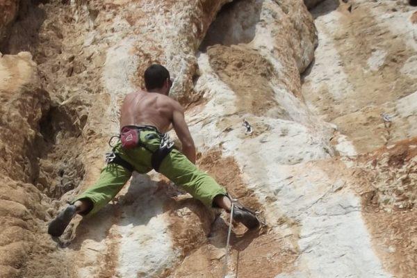 Nafplio climbing
