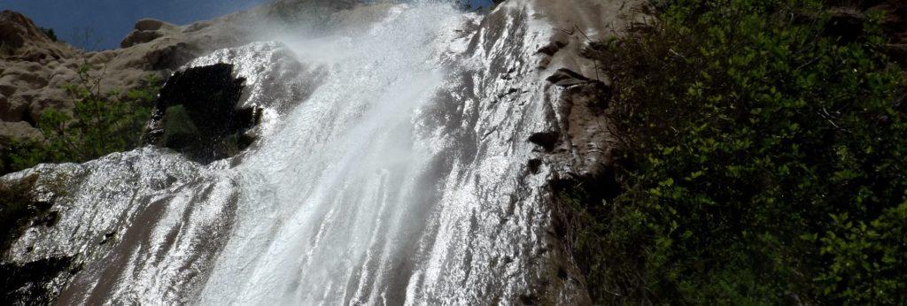 Lepida Wasserfälle