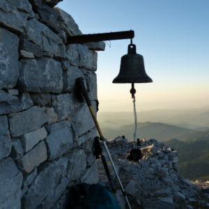 Der höchste Berg des Peloponnes