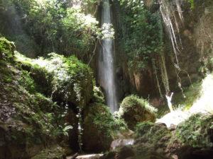 Nemouta – Wasserfälle