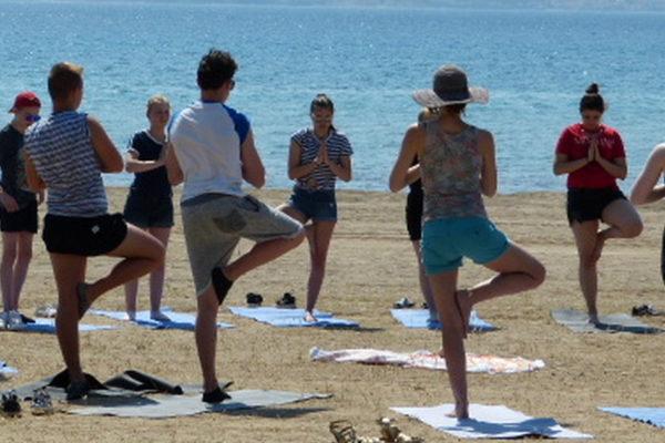 Yoga in Nafplio
