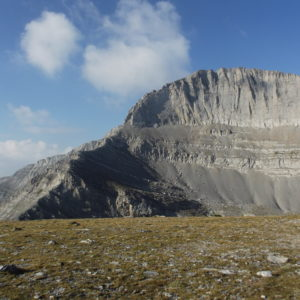 Der höchste Berg Griechenlands