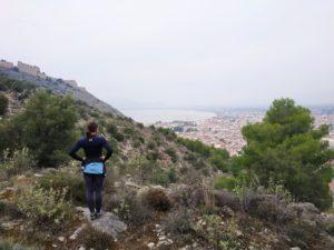The secret path to Palamidi castle